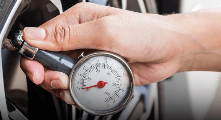 Calibragem ideal de pneu: saiba mais